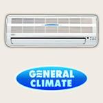 Настенные кондиционеры General Climate
