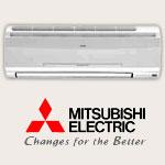 Настенные кондиционеры Mitsubishi Electric